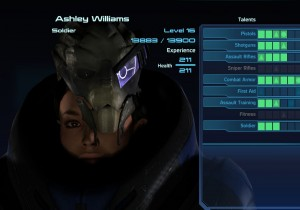 Mass Effect Bug