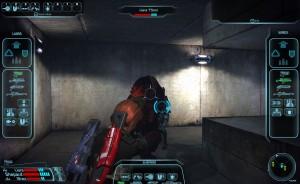 Mass Effect Combat