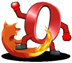 Opera 9.5 goes final as Firefox goes RC3