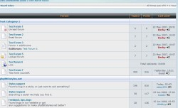 PHPBB3 Styles demo and download