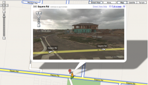 Property Investment Google Street View