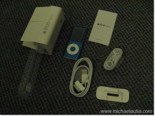 iPod Packaging