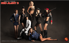 Red Alert 3 girls wallpapers