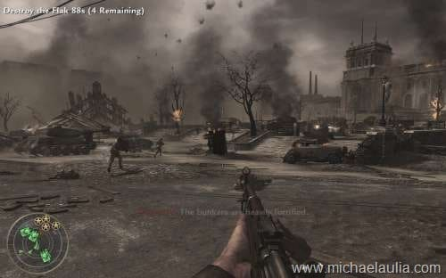 Call of Duty 5 Review