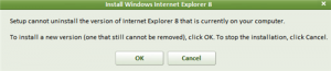 Internet Explorer 8 RC1 is now available