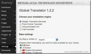 Global Translator Plug-in review – To install or not to install?