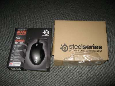 Steelseries great packaging
