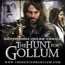 The Hunt for Gollum, a Lord of The Rings fan movie