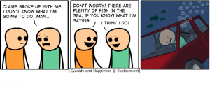 Cyanide and Happiness comic strips