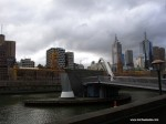 Melbourne cloudy day