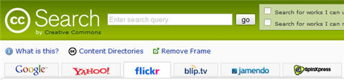 how to use flickr image