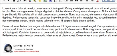 Gmail email with image signature attached