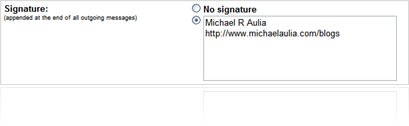 How to insert image in Gmail signature