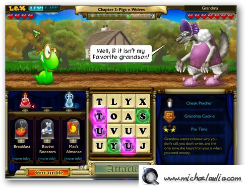 bookworm adventure 2 game