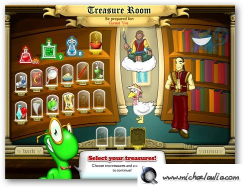 bookworm adventure 2 treasure room