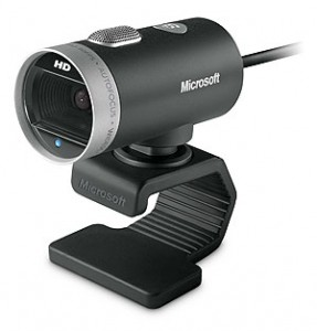 Microsoft releases LifeCam Cinema Webcam, supports HD