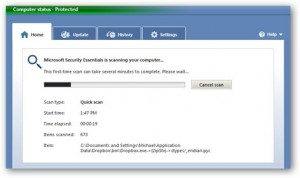 Free Microsoft AntiVirus – is now available!