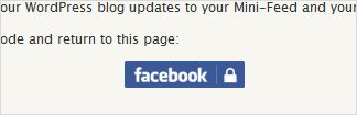 setup facebook key code for wordbook