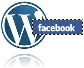 submit from wordpress to facebook