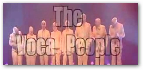 the voca people