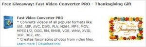Download Fast Video Converter Pro for Free