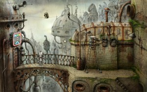 Machinarium review