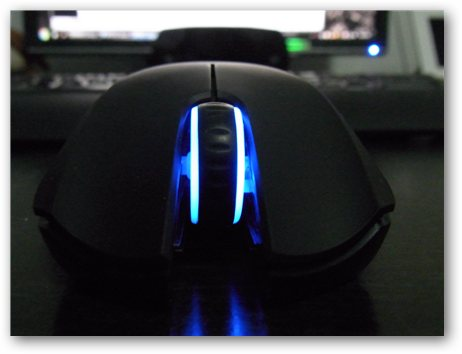 Razer Orochi Stunning Blue Light