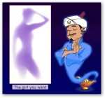 Akinator - The Girl you want