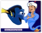 akinator guessing dory
