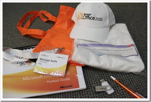 Office 2010 launch goodies