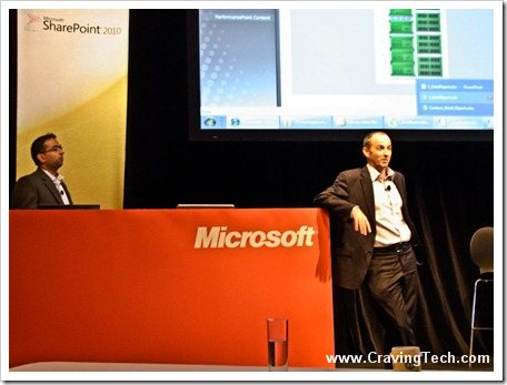 Microsoft Office 2010 Launch Sydney Australia