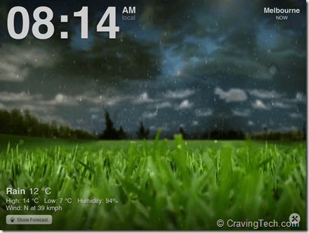 Weather HD Review (2)