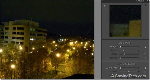 Adobe Lightroom 3 Review - ISO Noise Reduction