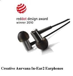 Creative Aurvana in Ear2