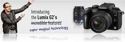 Lumix G2 and TZ10