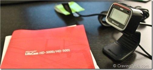 Microsoft LifeCam HD5000 Review