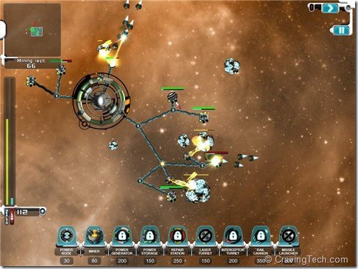 Space Station Frontier HD Review - Combat 2