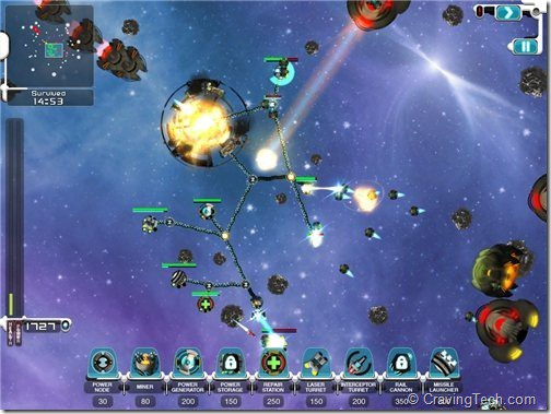 Space Station Frontier HD Review - Difficulty