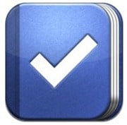 Todo for iPad icon