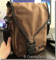Tom Bihn Ristretto as an iPad Bag?