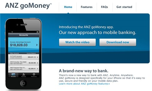 ANZ Go Money