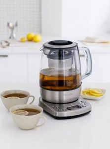 Breville Automatic Tea Maker for tea lovers