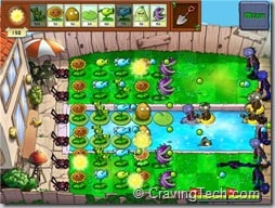 Plants vs Zombies Review - mission day