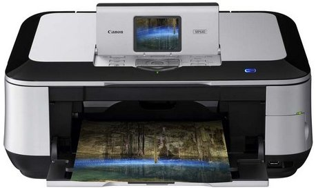 Wireless printer from Canon