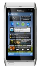 Nokia N8 and Samsung Wave from Carphone Warhouse