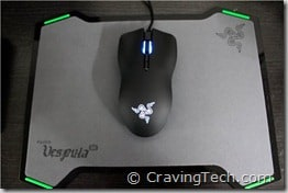 Razer Lachesis Review - 5600dpi