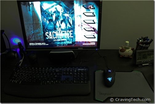 Razer Lachesis Review - left 4 dead