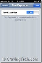TextExpander Review - support