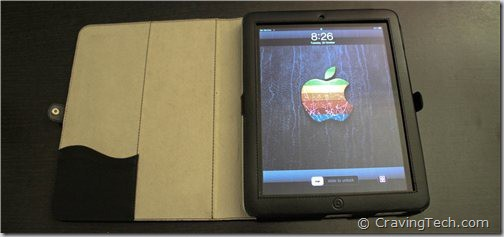 iPad Side case review - case