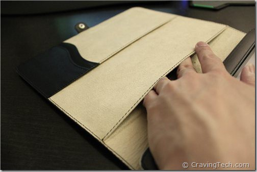 iPad Side case review - pockets